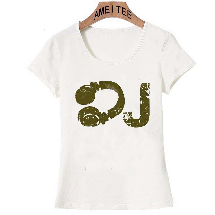 唱片騎師T-shirt設計